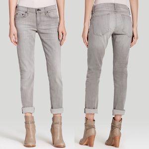 Rag & Bone Women's The Dre Jeans In Aged Grey
